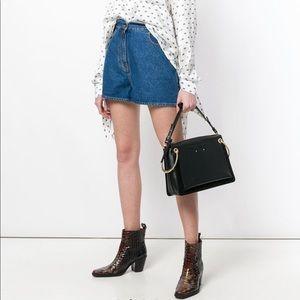 NWT! Chloe Large Roy Shoulder Bag